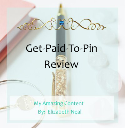 Get Paid To Pin - Review